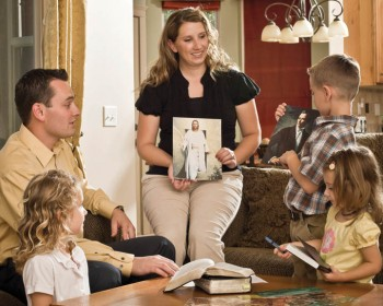 Mormon Values: Family