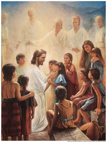 About Mormons: Mormon Scriptures