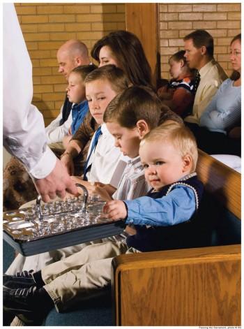 About Mormons: Mormon Worship