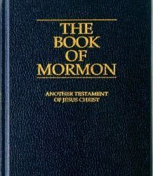 "Mormon Teen Found the ""Book of Mormon"" to be True"