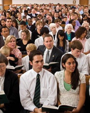 Reflections on the 2012 Pew Forum Study – Mormon Religious Commitment High
