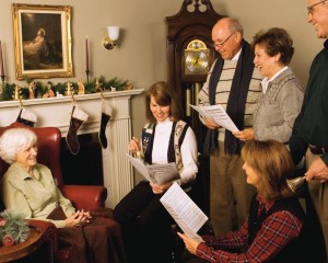 Christmas Story mormon