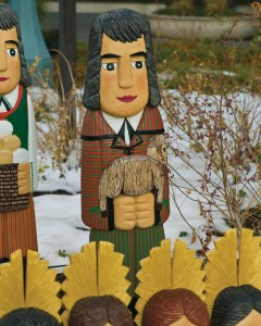 Mormons Celebrate Thanksgiving