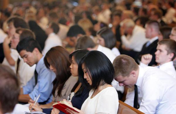 Mormons in America Pew Forum