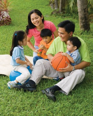 Mormon family Pew study