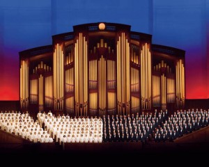 Mormon Tabernacle Choir Members are Musical Missionaries