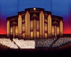 Mormon Tabernacle Choir Members are Musical Missionaries