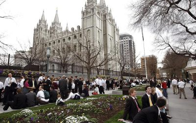 What Mormon Conference Looks Like to Outsiders