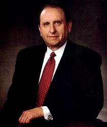 Thomas Spencer Monson Mormon