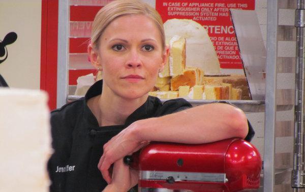 Jen Kwapinski next great baker Mormon