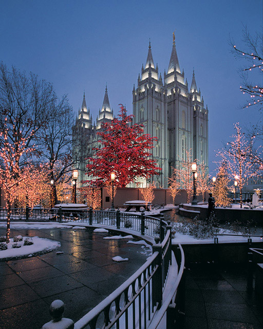 Australian Reverend Visits Mormon Central