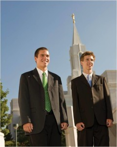 Mormon Priesthood Dress