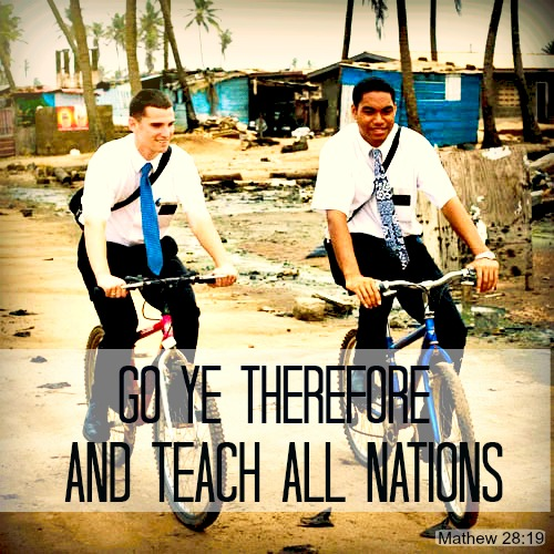 Go ye Therefore and Teach All Nations