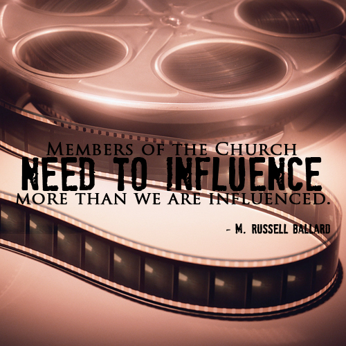 Members of the Church need to influence more than we are influenced by M. Russell Ballard