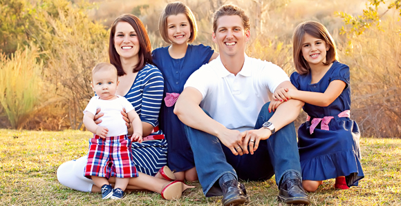 California's Young Mother of the Year is a Mormon Convert