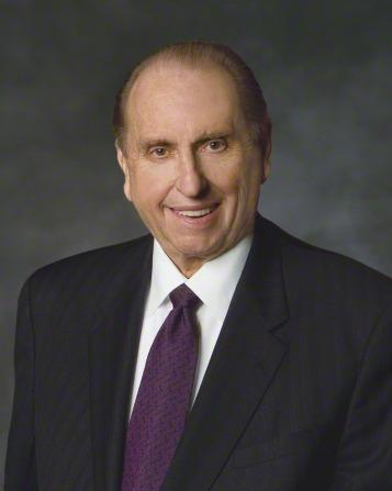 President Thomas S, Monson