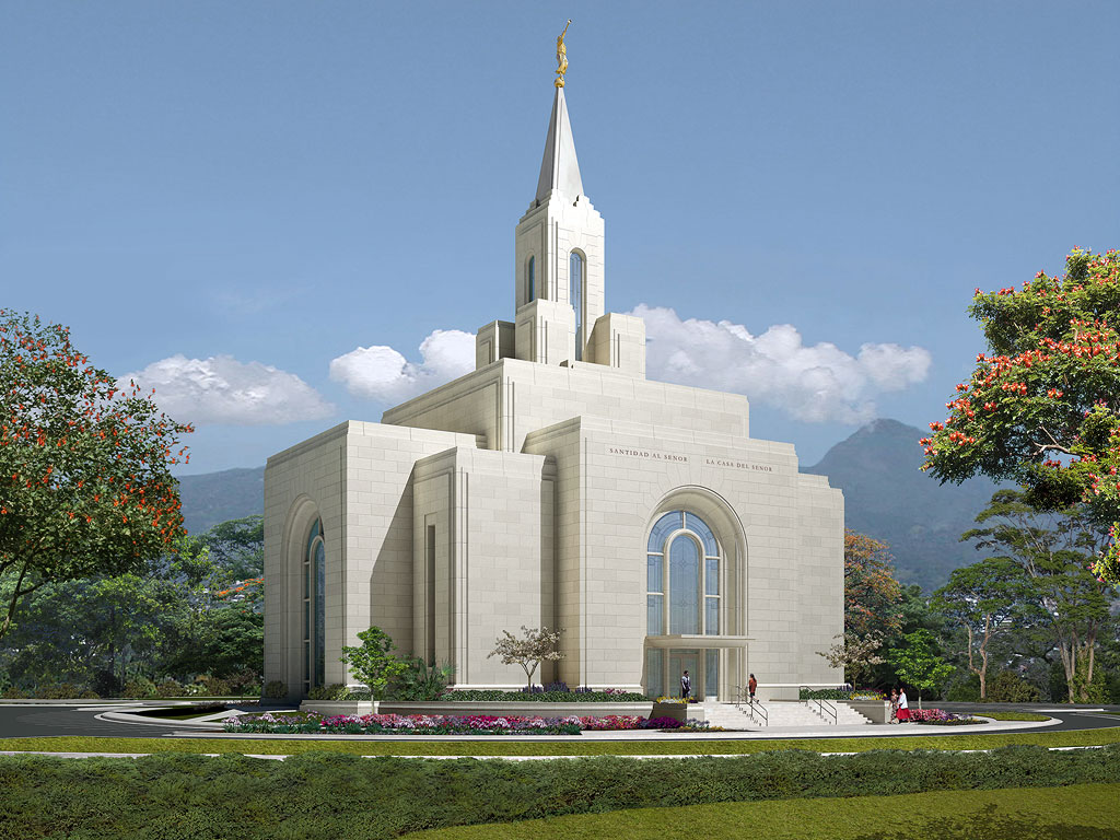 San Salvador LDS Temple