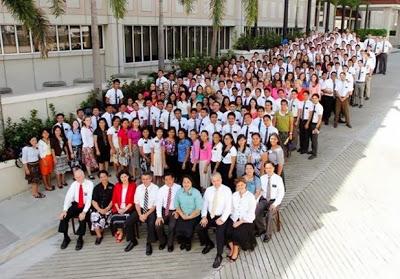 Mormon Tacloban Missionaries