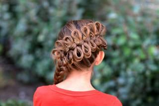 Cute Girl Hairstyle