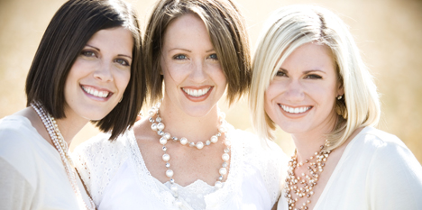 Three Mormon Moms Create Beautiful Music Together