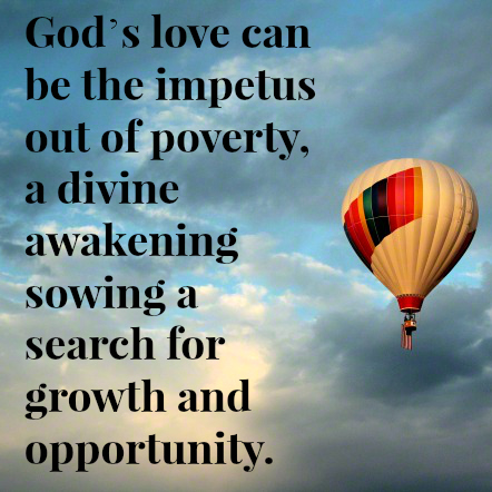 God's Love awakens