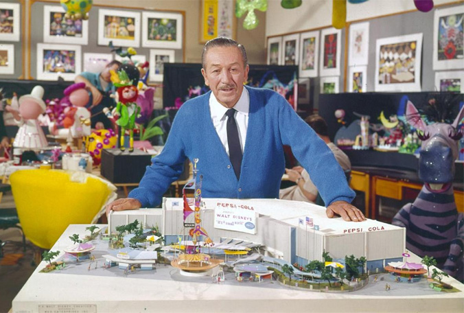 Walt Disney Small World 1964