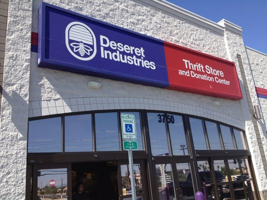Deseret Industries: Helping People Help Themselves
