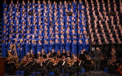 Mormon Tabernacle Choir Announces Atlantic Coast Tour
