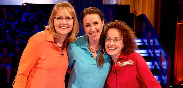 "3 Mormon moms compete on ""The American Bible Challenge"" game show."