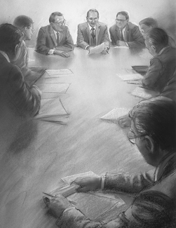 LDS Church Disciplinary Council