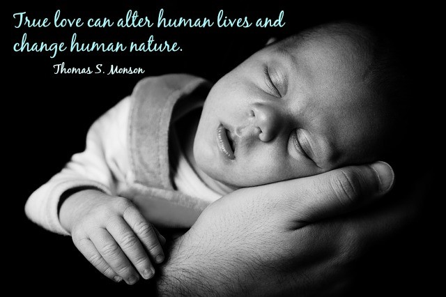 True love can alter human lives