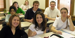 LDS Seminary Students