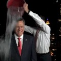 Mitt Romney accepts ALS Ice Bucket Challemge