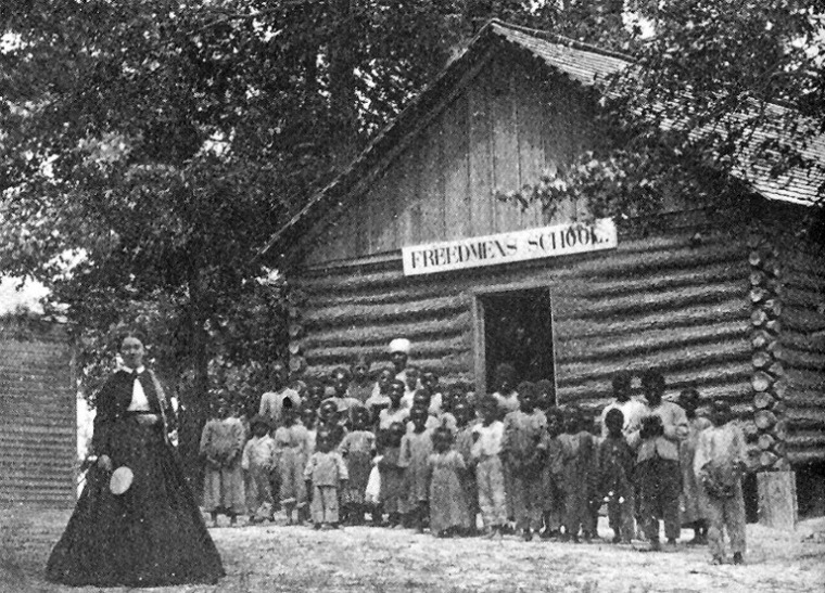 That Their Names May Always Be Remembered – The Freedmen's Bureau Project
