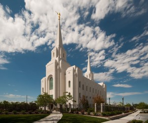 Brigham City Mormon Temple