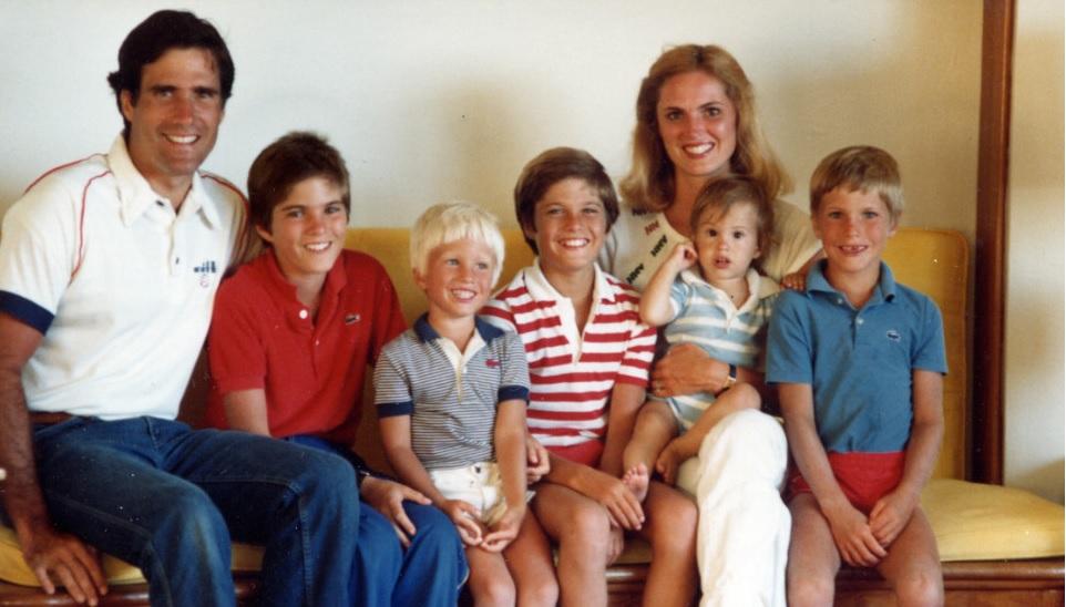 Meet the Romney family
