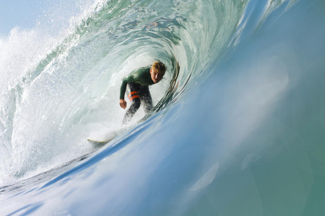 LDS Teen Jordy Collins – Rising Surfer Star